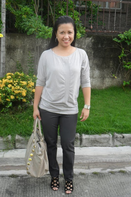 Outfit of the Day: Rushing Tuesday