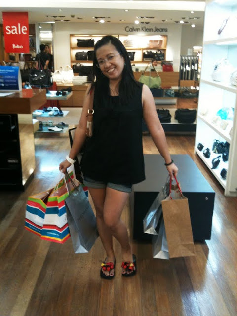 Pahabol Outfits of the Day =)