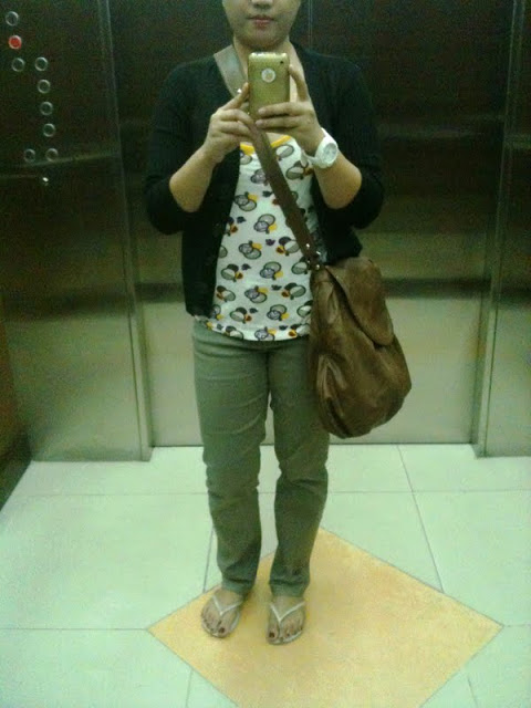 Outfit of the Day: Vacation Mode Friday