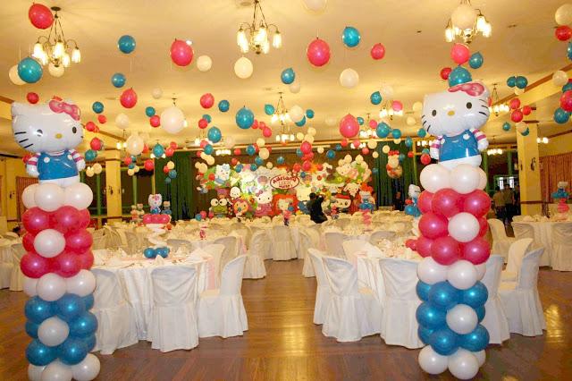 Addies Hello Kitty Birthday Party