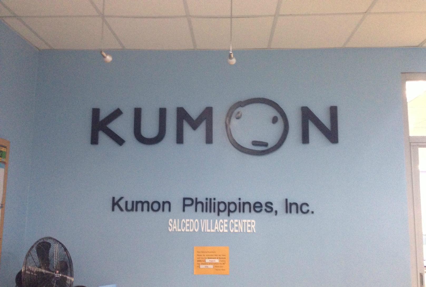 The Kumon Method of Learning