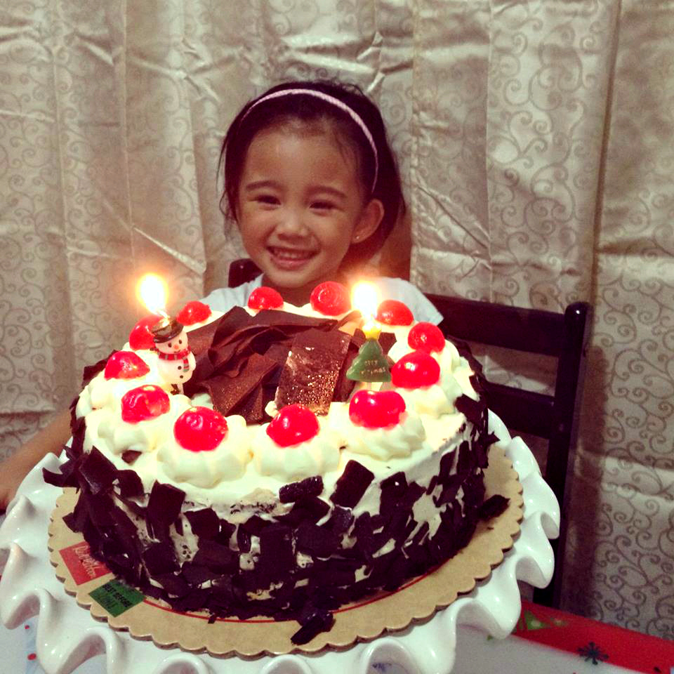 The Red Ribbon Tale And Black Forest Cake
