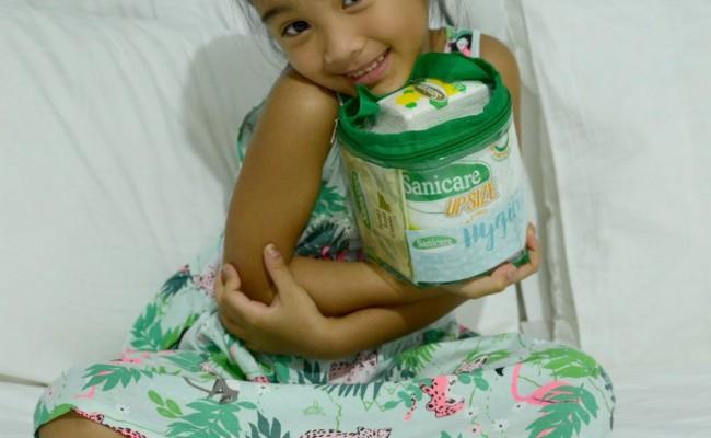 Do Your Kids Have Their Sanicare Hygiene Kits?