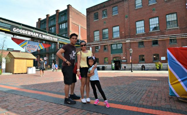Canada Hits Day 7: The Distillery District