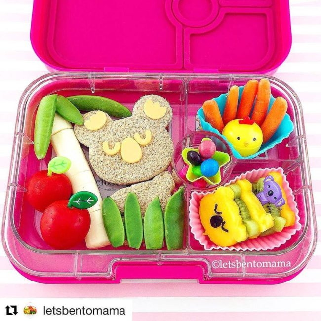 anika loves her yumbox. Black Bedroom Furniture Sets. Home Design Ideas