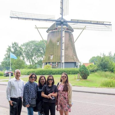 Amsterdam City Center and Zaanse Schans