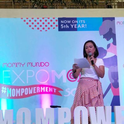 My Expo Mom South 2018 Talk Experience